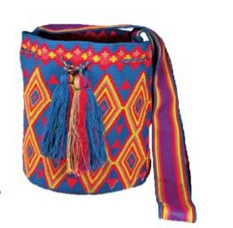 Mochila Tradicional Wayuu